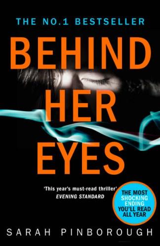 Behind her eyes - Sarah Pinborough