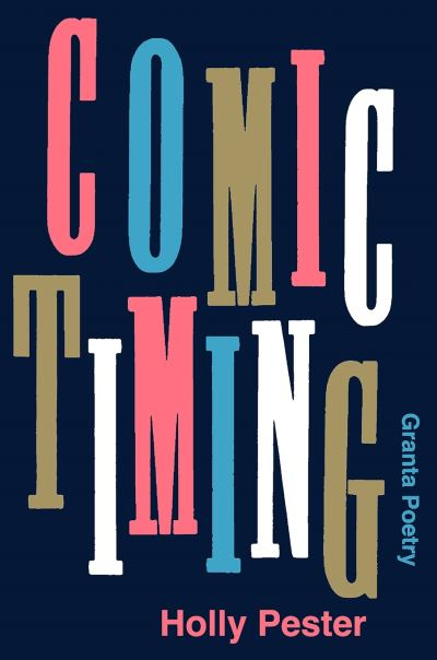 Comic timing - Holly Pester