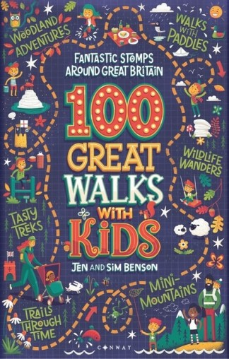 100 great walks with kids - Jen Benson
