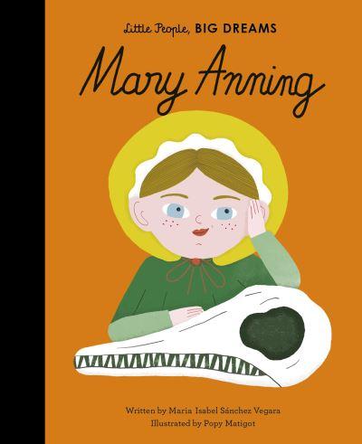 Mary Anning - Vegara,  Ma Isa S?nchez