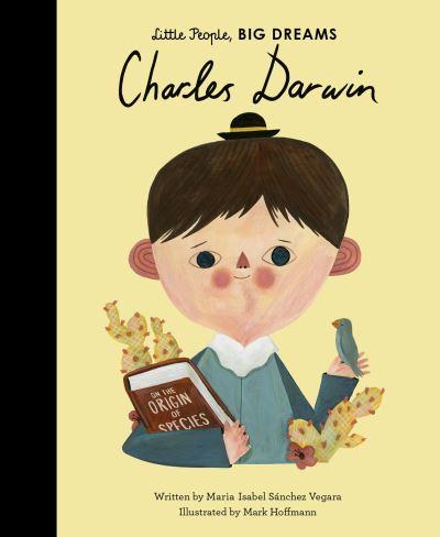 Charles Darwin - Vegara,  Ma Isa S?nchez
