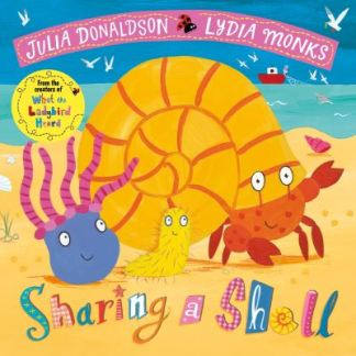 Sharing A Shell - Julia Donaldson