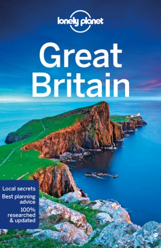 Lonely Planet Great Britain 13` - Planet Lonely