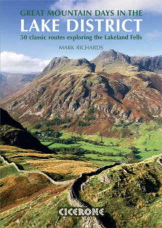 Great Mountain Days In The Lake District - Mark Richards
