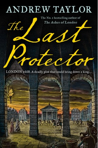The Last Protector - Taylor Andrew