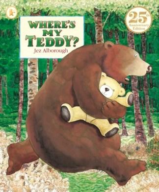 Wheres My Teddy 25th Anniversary Ed - Jez Alborough