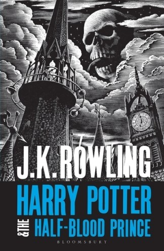 Harry Potter and the Half-Blood Prince - K. Rowling J.