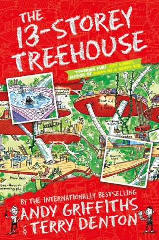 13-Storey Treehouse - Andy Griffiths
