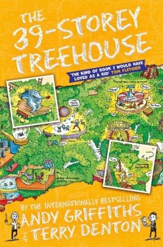 The 39-Storey Treehouse - Griffiths Andy