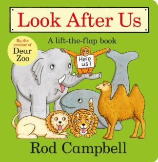 Look after us - Rod,1945-author Campbell
