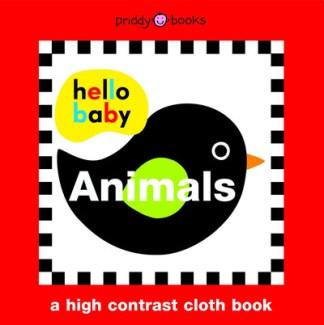 Hello Baby Animals Cloth Book - Priddy Roger