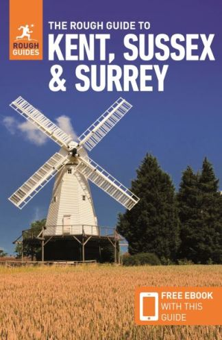 The Rough Guide to Kent, Sussex & Surrey - Cook Samantha