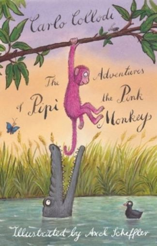 The Adventures of Pipì the Pink Monkey - Collodi Carlo