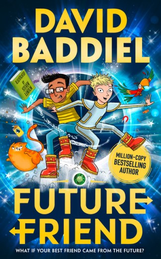 Future Friend - Baddiel David