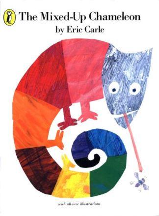 Mixed-Up Chameleon - Eric Carle
