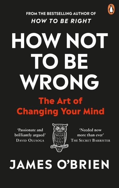 How not to be wrong - James O'Brien
