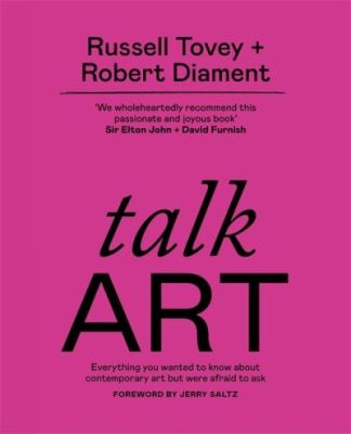 Talk Art - Russell Tovey