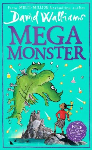 Megamonster - David Walliams