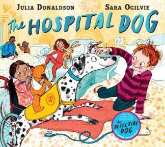 The Hospital Dog - Donaldson Julia