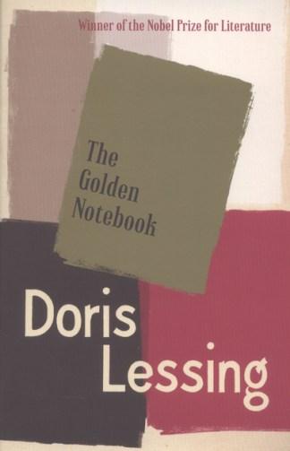 The Golden Notebook - Doris May Lessing