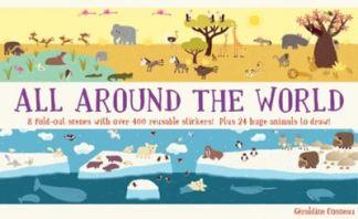 All Around The World - Geraldine Cosneau