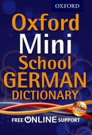 Oxfird Mini School German Dictionary -  ,