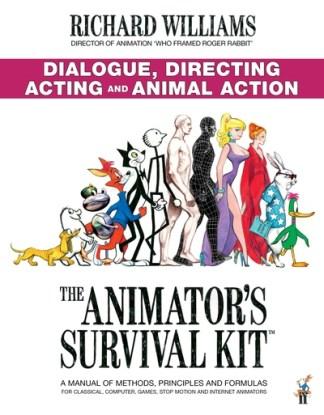 The Animator's Survival Kit - Richard Williams