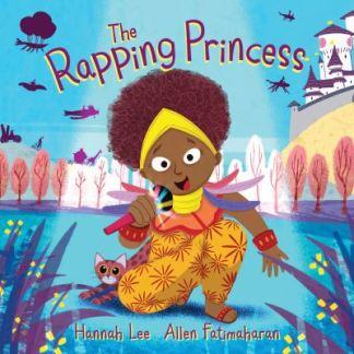 Rapping Princess - Hannah Lee