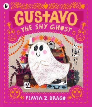 Gustavo, the Shy Ghost - Flavia Z. Drago
