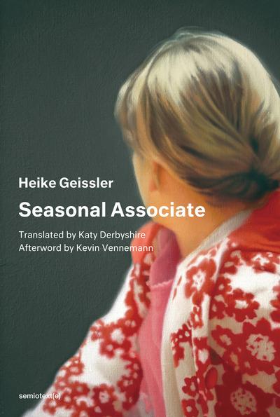 Seasonal Associate - Heike Geissler