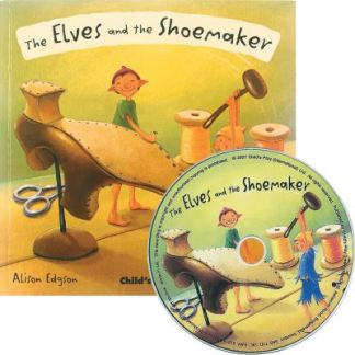 The Elves and the Shoemaker - Alison Edgson