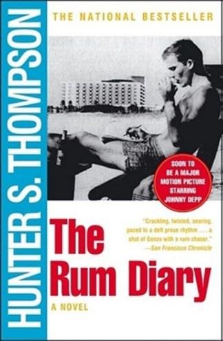 The Rum Diary - Hunter S. Thompson
