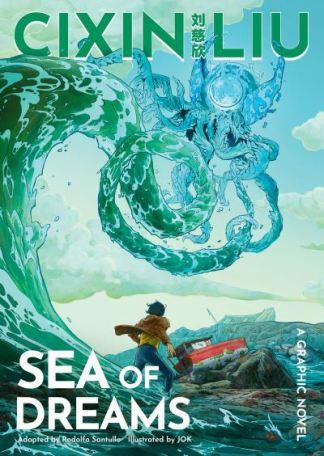 Cixin Liu's Sea of Dreams -  Jok