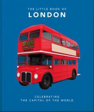 The Little Book of London - Hippo! Orange