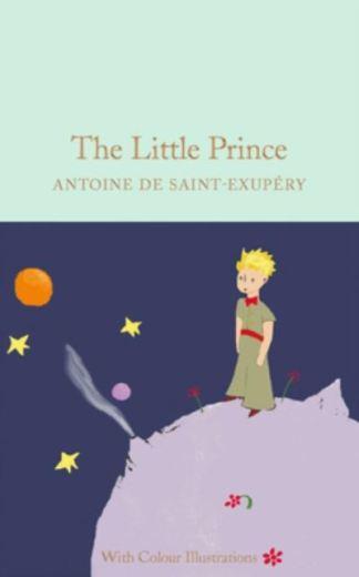 The Little Prince: Colour Illustrations - Antoine de Saint-Exupery