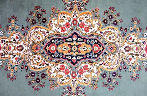 Texture of Turkish Carpet / Kilim