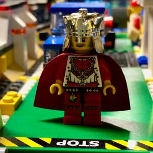 The former Mayor-King of the City of Bricklyn