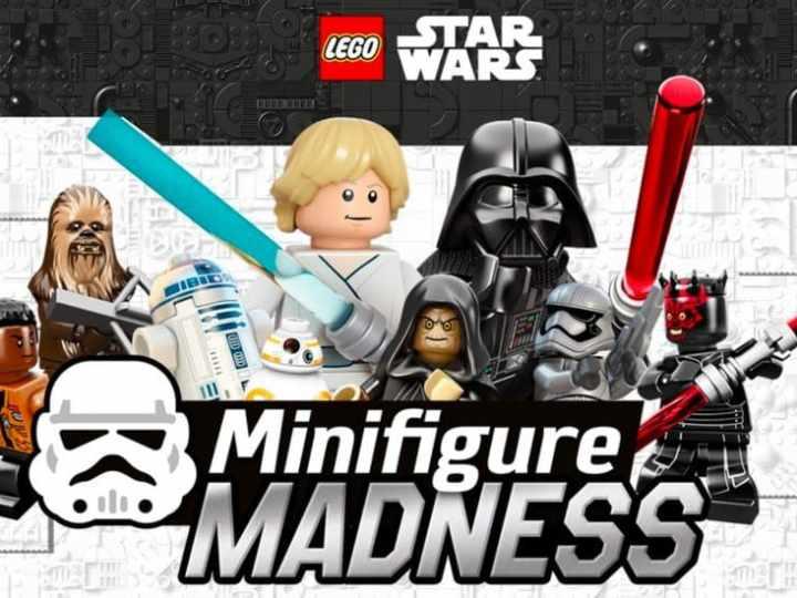 Star Wars Minifigure Madness