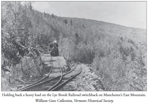Lye Brook Railroad