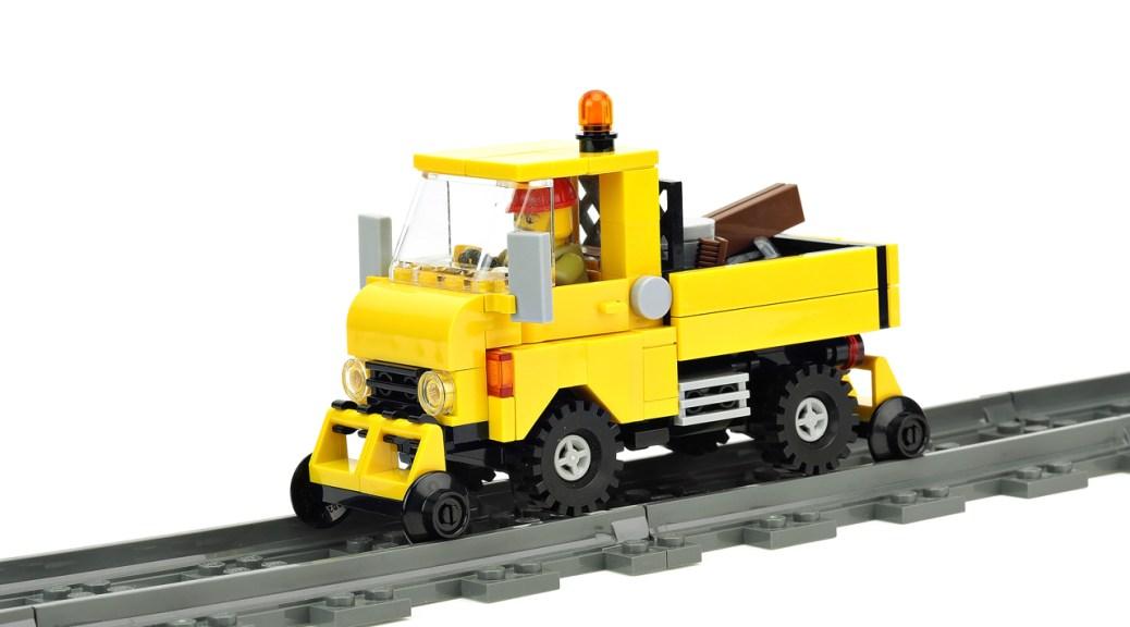 Instructions Brick Model Railroader