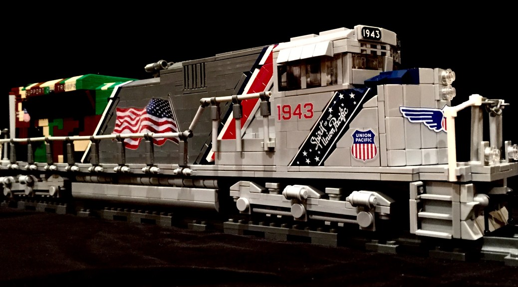 the spirit of the union pacific moc builder interview brick