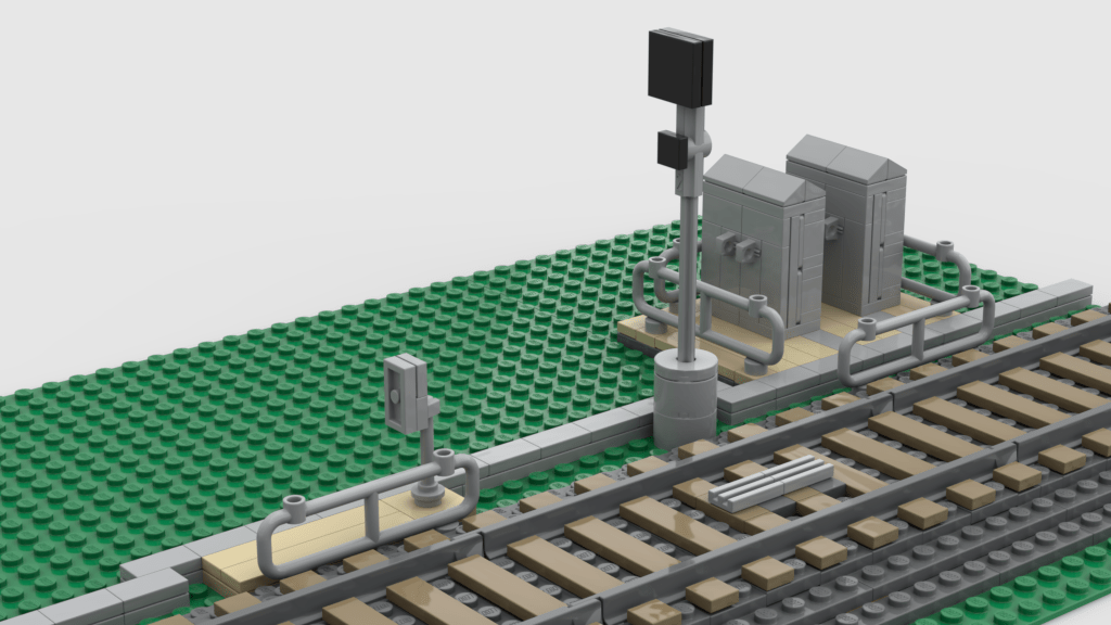 Layout Design Brick Model Railroader