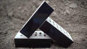 Black Glazed Brick
