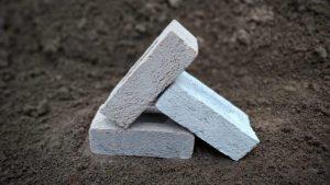 Buff Multi Simulated Handmade Stock Brick