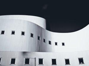 architecture, swinging, modern