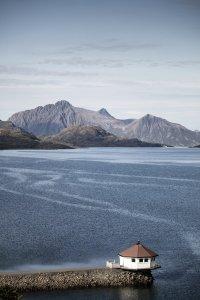 fjord, camp, norway