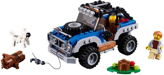 31075 lego creator outback adventures 1