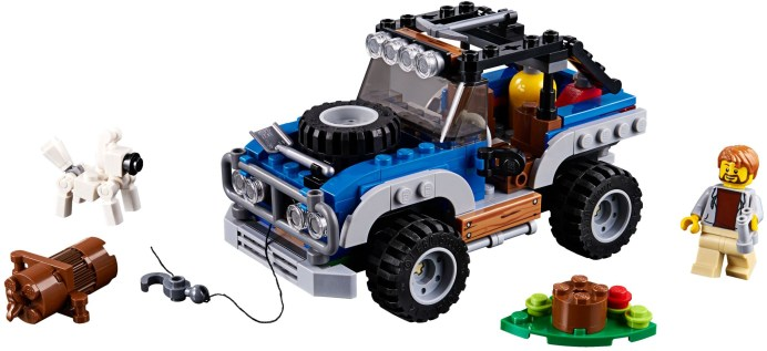 31075 lego creator outback adventures 1