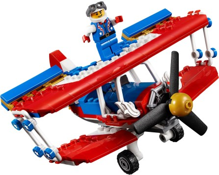 31076 lego creator daredevil stunt plane 3