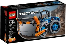 42071 lego technic dozer compactor 2